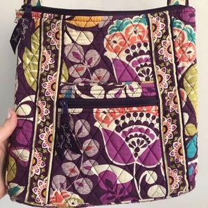 Vera Bradley   Iconic Hipster bag